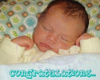 New Baby-Congratulations