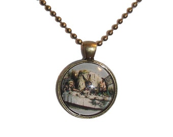 Mad Tea Party Necklace - Made to Order