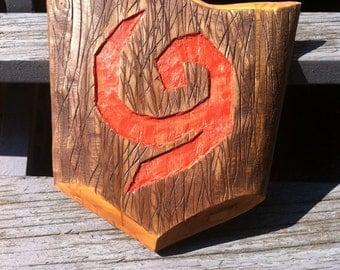 The Legend of Zelda: Wooden Deku Shield (Pre Order)