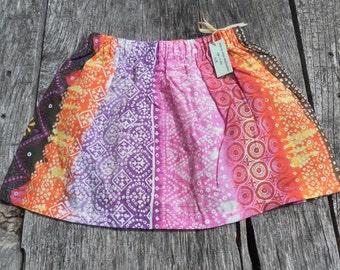 Mandala skirt for girl