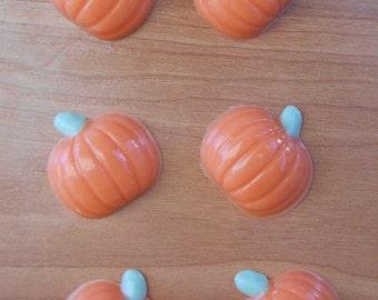 Pumpkin Medallions