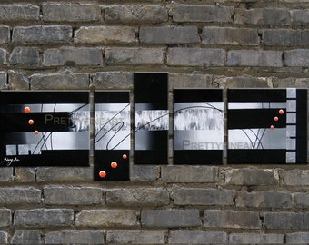 abstract painting,modern canvas painting for home decor,framed,ready to hang,huge 160x70cm-NE076