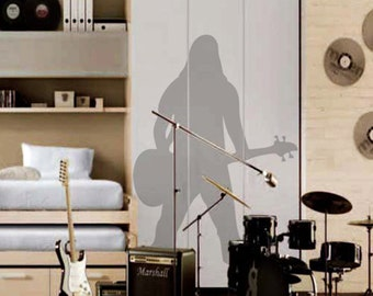 Base Player Sticker Wall Decal Art Home Deco Vynil Living Room Bedroom Bar decor