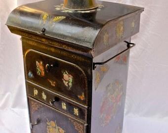 Antique Belle Epoque French Vanity Wash Stand