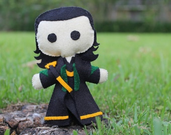 Loki Felt Doll