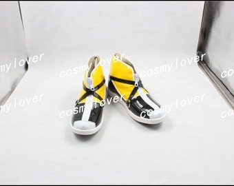 Kingdom Hearts Sora Custom Made Cosplay Boots/Shoes