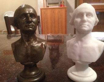 George Washington Bust -MarbleCast
