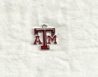 Texas A&M Aggies Charms