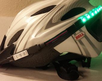 LED Helmet Lights