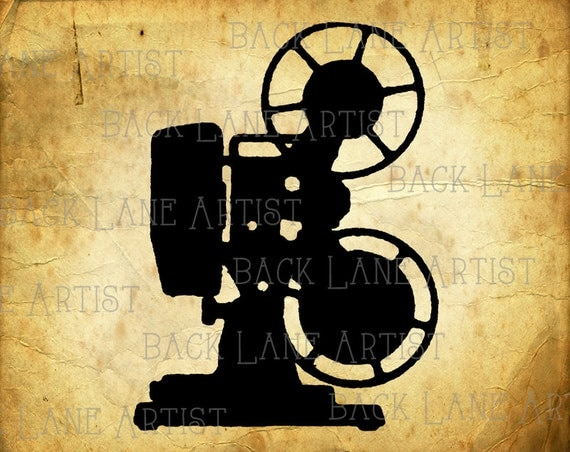 clipart of movie projector - photo #32
