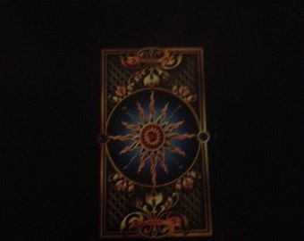 One Card Reading (Image+Description to be emailed)