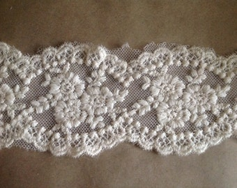 Country cotton lace