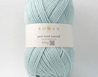Rowan Pure Wool Worsted Machine Washable Yarn - Oxygen 00137