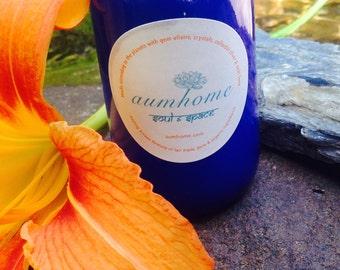 Organic Soul Spray, Aromatherapy Crystal Scent, Gem Elixir