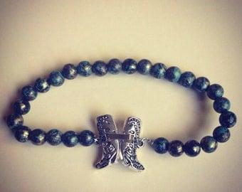 Cowboyboots bracelet