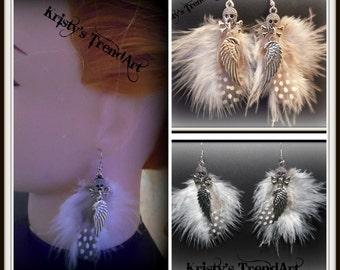 """Earrings """"Little Angel"""""""
