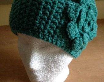 Crochet Ear-warmer