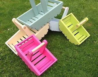 Adult / Kids Garden Trug / Basket