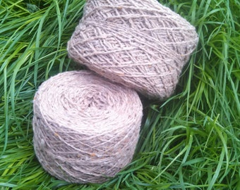 Country Tweed - Recycled Yarn - Wool Mix - 80g (approx 114yds)