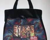 We Saved the World ... Again - Buffy Purse