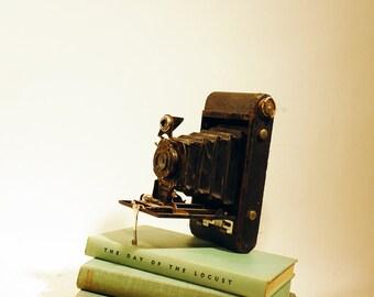 vintage Kodak No. 2 Autographic Brownie autographic pocket camera folding bellows Film No. A-120 No. 2 Autographic Brownie