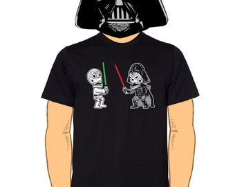 Star Calaveras Black Mens T-Shirt S, M, L, XL