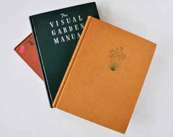 gardening wild flowers visual garden manual grass coat of the earth science botany illustrated plant life vintage books gardener ecology