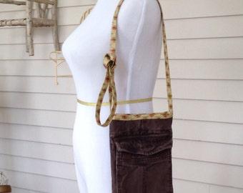 Cargo Pocket Bag / Purse / Tote