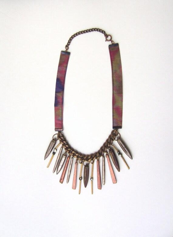 Futurist Now Necklace