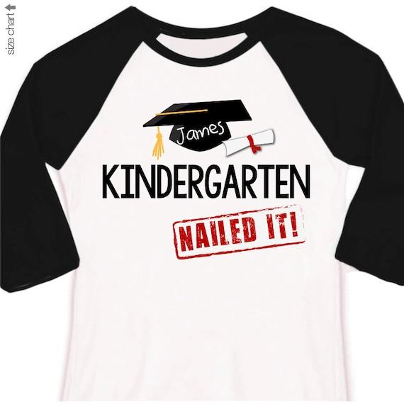 il 570xN.584401742 5tim - Kindergarten Graduation Shirts
