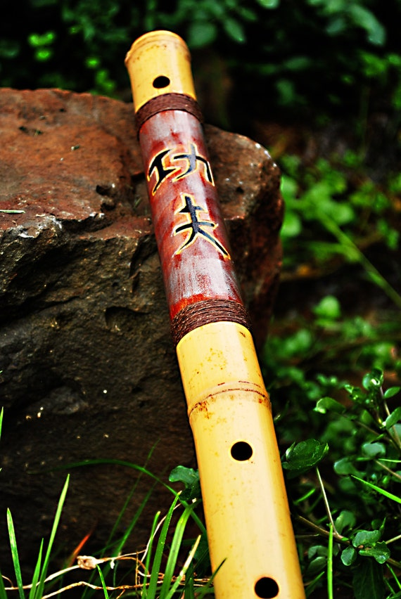 24.5 Inch Kung Fu Flute