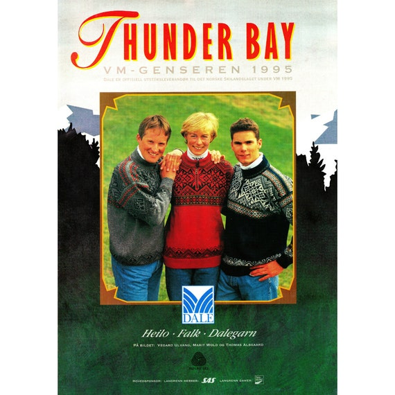 Dale Of Norway Knitting Pattern Books : Dale of Norway Thunder Bay Knitting Pattern Book Norwegian