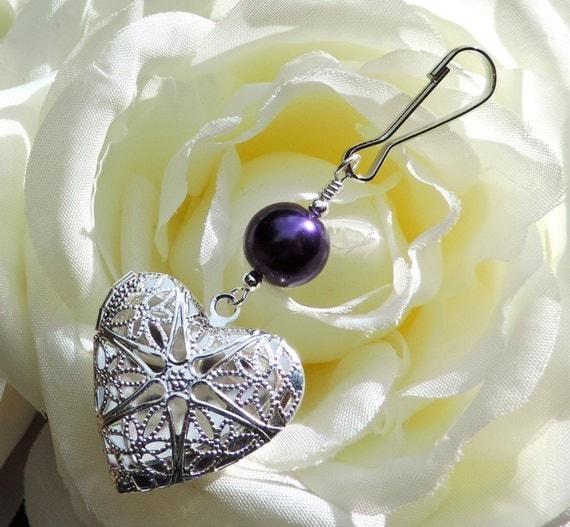 Bridal Bouquet Locket Charm : Wedding bouquet photo charm memorial locket by smilingbluedog