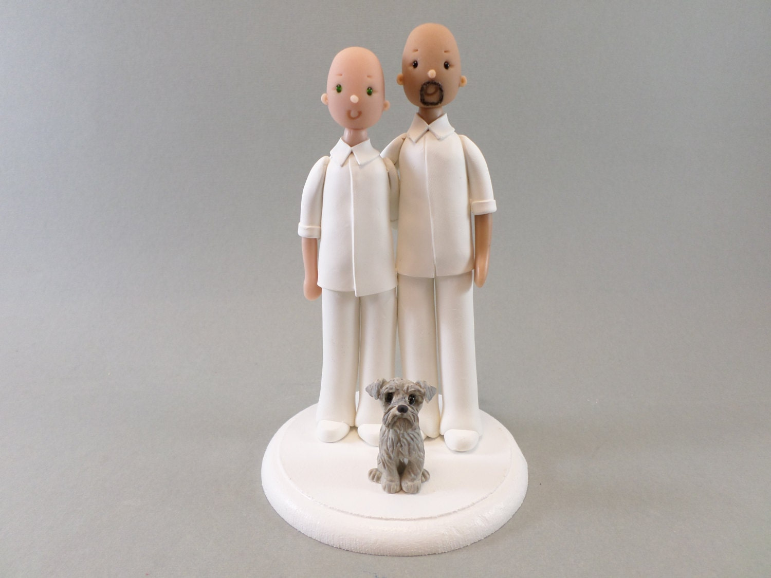 Cake Toppers Uk Next Day Delivery : Personalized Same Sex Wedding Cake Topper