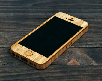 Bamboo iPhone SE / 5 / 5S Case