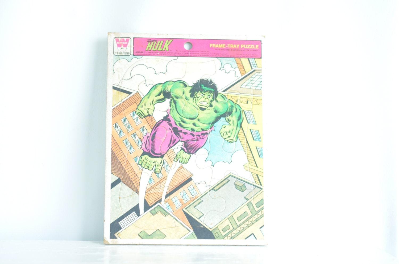 Vintage Incredible Hulk 12