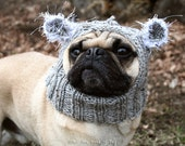 Baby Koala Dog Hat - Pug Hat - Pug Hats - Dog Clothing - Pet Cloting - Dog Costume - Dog Hats - All You Need is Pug®