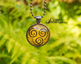 Air Nomad Necklace inspired by Avatar the Last Airbender