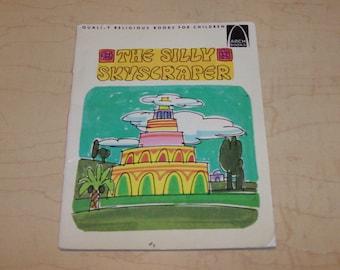 1970 The Silly Skyscraper Arch Book Children's Book