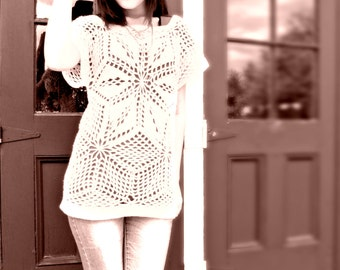 Prita Top Crochet Pattern