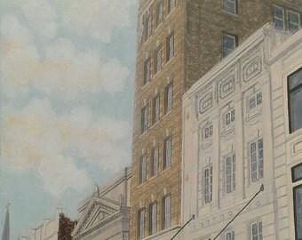 Proctors Theatre (Schenectady, New York) - Fine Art Giclee Print