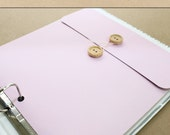 Keepsake Envelope - Baby Pink -  Include in your Two Giggles Baby Album