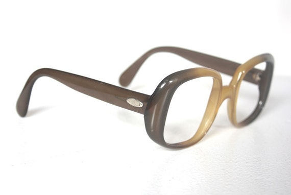 Designer Eyeglass Frames From Germany : SALE Christian Dior Vintage 1970s Eyeglass Frames by ...