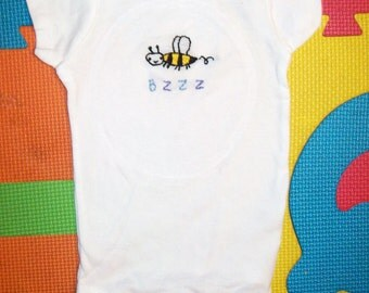 Bzzzy Bee Onesie
