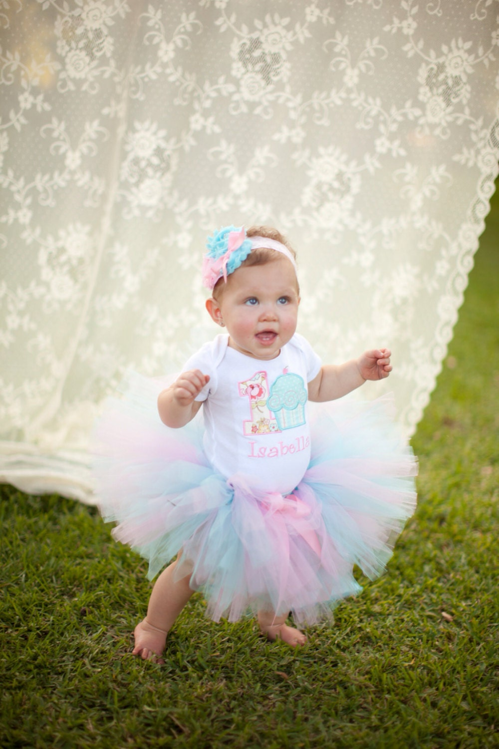 You'll find a huge section of delightful first birthday outfits and clothing at Sugie Baby. Choose from cute 1st birthday outfits, shirts, dresses, bibs and hats to make that very special first birthday picture .