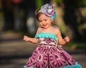 Elise Halter Dress Sewing Pattern, Girls Dress Pattern, Halter Dress Pattern, Easy Dress Pattern, Matilda Jane Pattern, Tween Dress Pattern