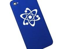"Atom Symbol Decal / Atom Sticker / Atomic Symbol Vinyl Decal / 2""h x 2""w / #113"