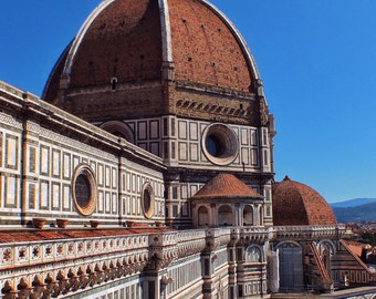 Fine Art Photography, Florence, Italy, Firenze, 8x12, Duomo, Cathedral, Santa Maria del Fiore