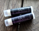 Lip Balm. For a Man. - Unflavored and Un Girly.