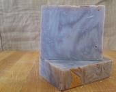 Sandalwood Artisan Bar Soap (with sunflower oil)